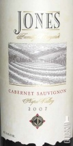 2009 Jones Family - Cabernet Sauvignon