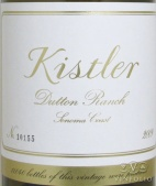 2010 Kistler - Chardonnay Dutton Ranch