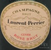 -1 Laurent-Perrier - Brut Cuvee Rose