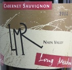 2008 Long Meadow Ranch - Cabernet Sauvignon