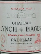 1982 Lynch-Bages