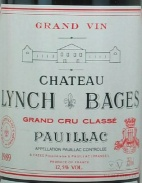 1989 Lynch-Bages