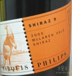 2005 Marquis Philips - Shiraz 9