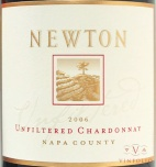 2008 Newton - Chardonnay Unfiltered