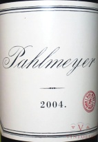 2004 Pahlmeyer - Red