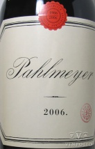 2007 Pahlmeyer - Red