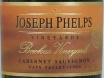 1994 Joseph Phelps - Cabernet Sauvignon Backus Vineyard