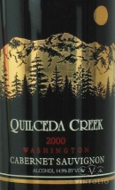 2000 Quilceda Creek - Cabernet Sauvignon Washington