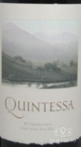 1998 Quintessa - Red