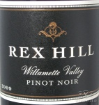 2010 Rex Hill - Pinot Noir Willamette Valley