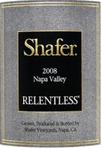 2008 Shafer - Relentless