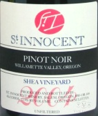 2004 St Innocent - Pinot Noir Shea Vineyard
