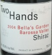 2004 Two Hands - Shiraz Bella's Garden