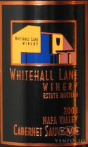 2004 Whitehall Lane - Cabernet Sauvignon Napa Valley