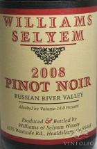 2010 Williams Selyem - Pinot Noir Russian River Valley