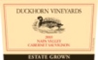 2003 Duckhorn - Cabernet Sauvignon Estate Grown