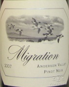2009 Migration - Pinot Noir Anderson Valley