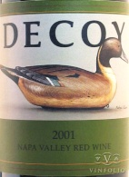 1991 Decoy - Red