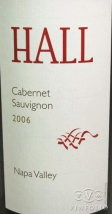 2006 Hall - Cabernet Sauvignon Napa Valley