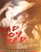 2005 Rocca Family - Bad Boy Red H Gray