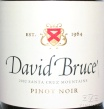 2002 David Bruce - Pinot Noir Santa Cruz Mountain