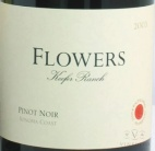 2003 Flowers - Pinot Noir Keefer Ranch