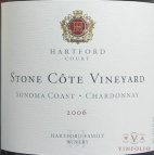 2006 Hartford Court - Chardonnay Stone Cote Vineyard
