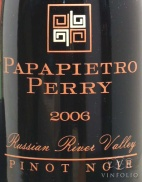 2009 Papapietro Perry - Pinot Noir Russian River Valley
