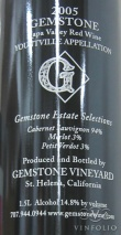 2005 Gemstone - Red