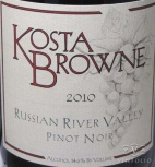 2010 Kosta Browne - Pinot Noir Russian River Valley