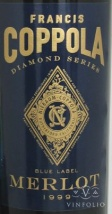 2009 Francis Ford Coppola - Merlot Diamond Collection Silver Label