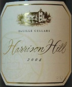 2004 DeLille - Harrison Hill