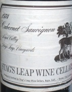1973 Stag's Leap Wine Cellars - Cabernet Sauvignon Napa Valley