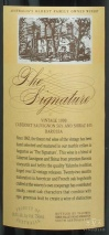 1999 Yalumba - Cabernet Sauvignon/Shiraz The Signature