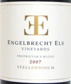 2006 Engelbrecht Els - Proprietor's Blend (White label)