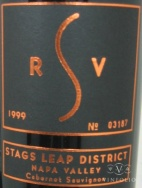 1999 Robert Sinskey - RSV Vineyard Reserve
