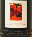 2005 Two Hands - Shiraz/Cabernet Sauvignon Bull and Bear